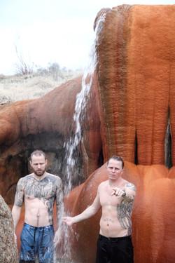 Mystic Hotsprings, Utah
