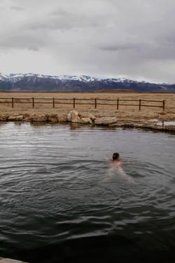 Meadow Hotspring, Utah