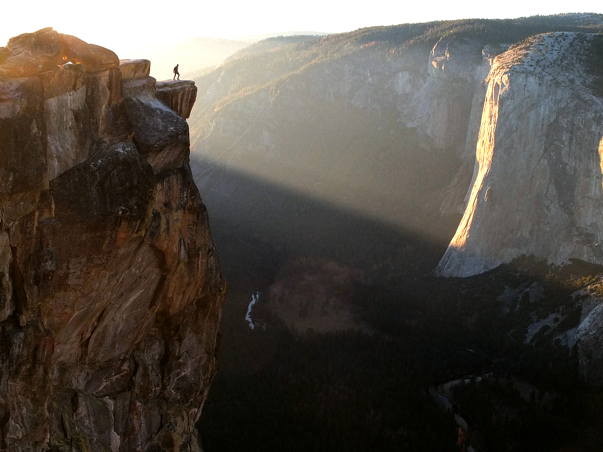 Taft Point, Yosemite California