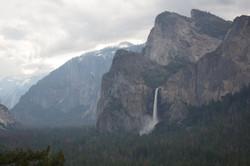 Yosemite Tunnel View, California