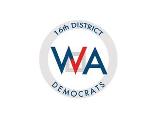 16th Legislative District (WA) Democratic Party