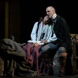 Valjean e Cosette