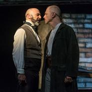 Valjean - Javert