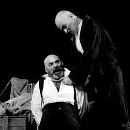 Valjean e Javert