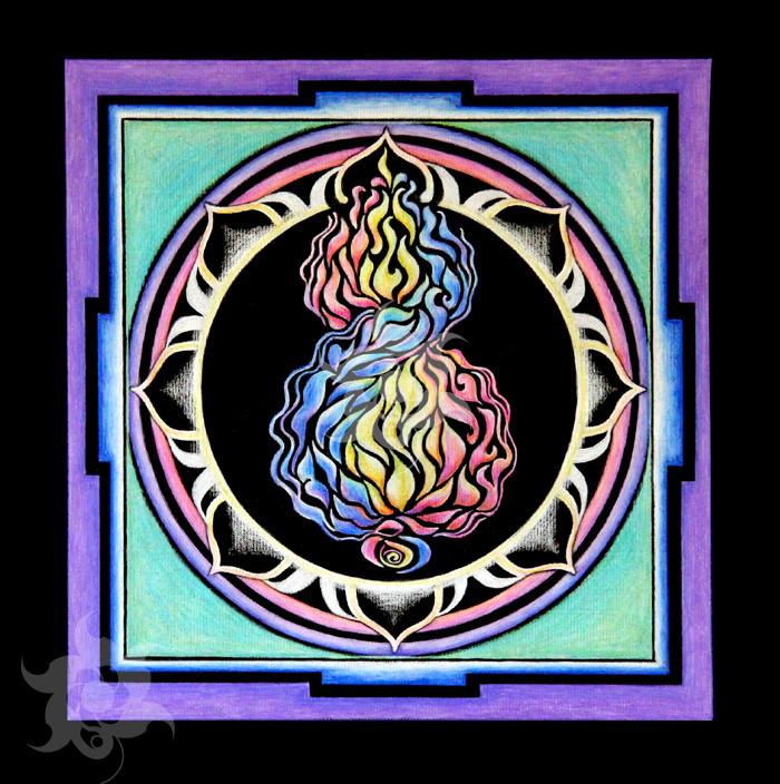 3 Fold Flame