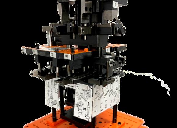 Estampo Pneumático Suprema MCS25-P25