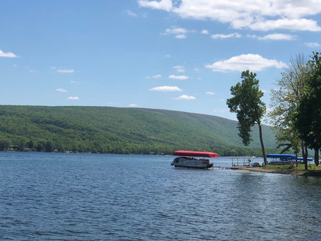 Monday May 31st, 2021 Honeoye Lake Water Quality