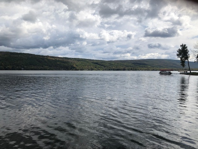 Sunday October 17 2021 Honeoye Lake Water Quality