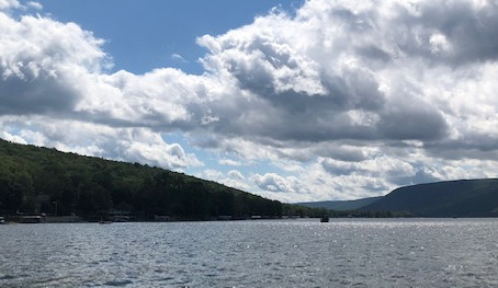 Monday September 6th 2021 Honeoye Lake Water Quality