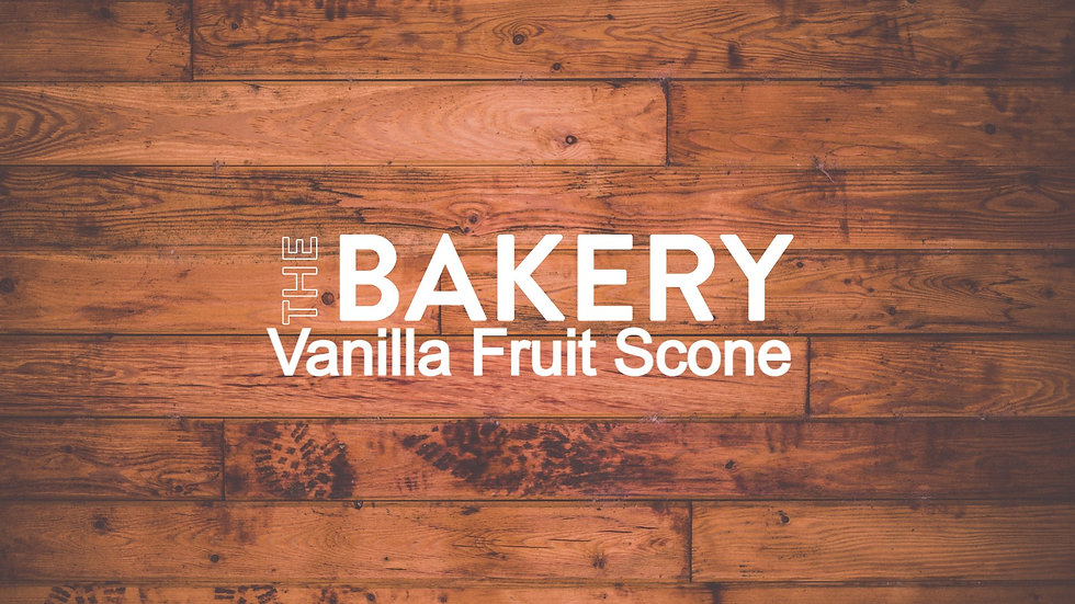 Vanilla Fruit Scones Box