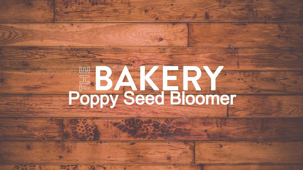 Poppy Seed Bloomer