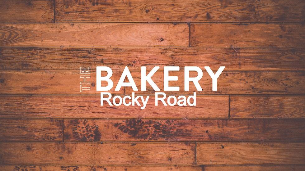 Rocky Road Brownie Slice