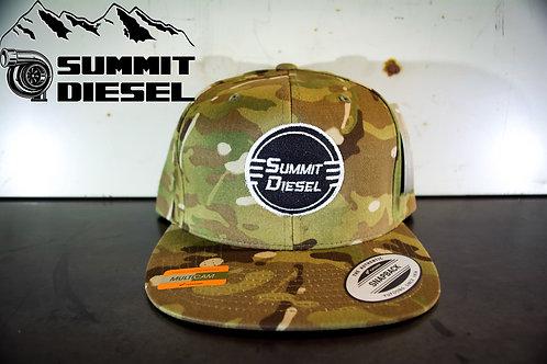 Summit Diesel Snapback