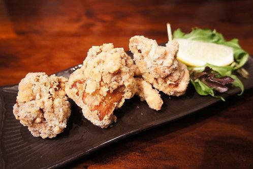 Spicy Chicken Karaage