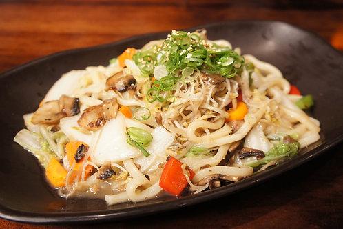 Vegetable Stir Fried Udon