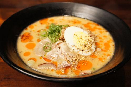 Tantan Miso Ramen (Spicy)