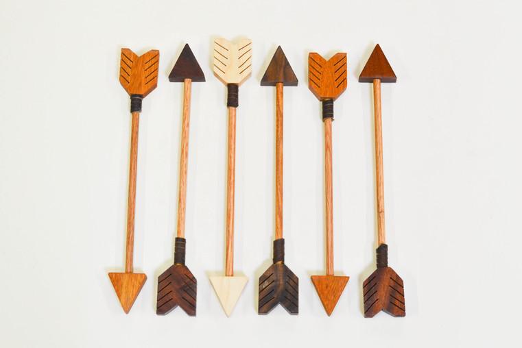 Wood Arrows