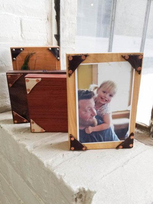 Block Wood Frame