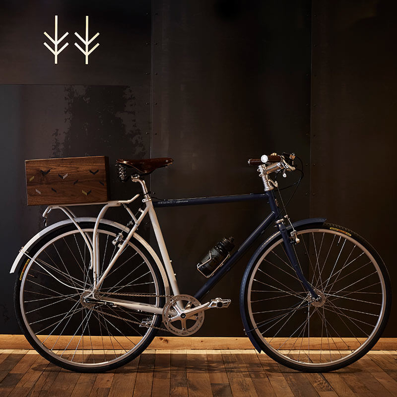 hewing bike