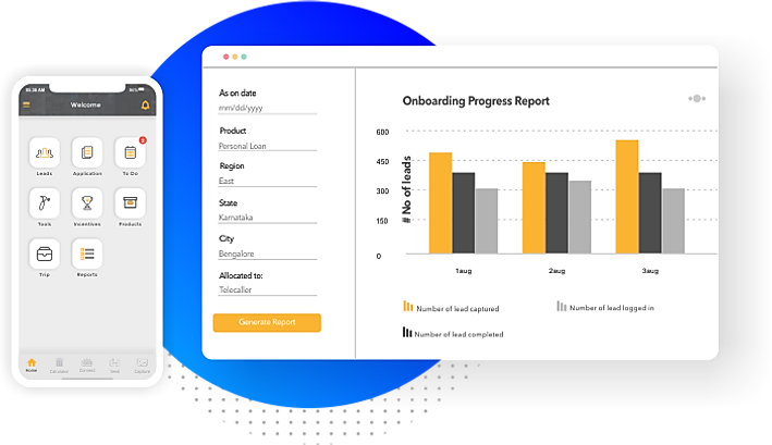 Enterprise Tiger ENsource app and onboarding progress report