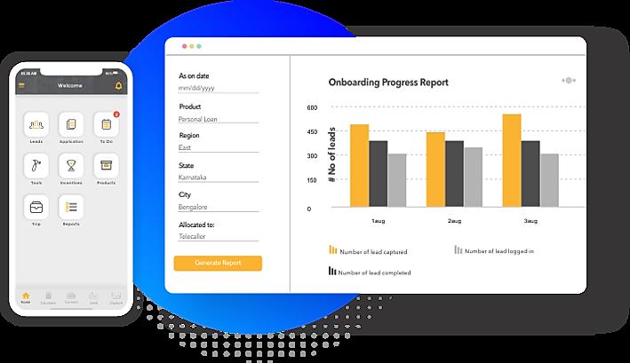 Enterprise Tiger ENsource app and onboarding progress report