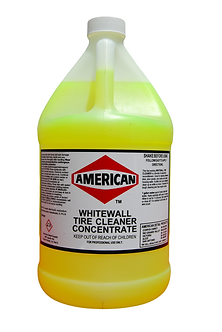 Whitewall Tire Cleaner Concentrate