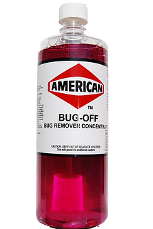 Bug Off Bug Remover Concentrate Quart