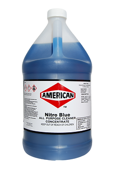 Nitro Blue All Purpose Cleaner Concentrate Gallon