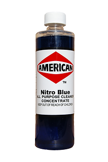 Nitro Blue All Purpose Cleaner Concentrate Pint