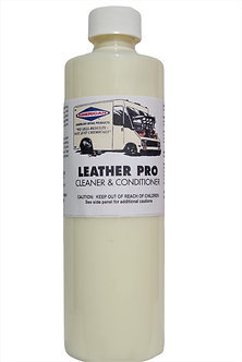 Leather Pro Cleaner & Conditioner Pint