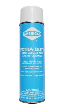 Extra Duty Foaming Fabric Cleaner