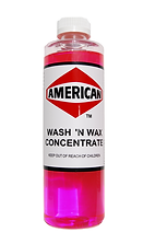 wash n wax concentrate