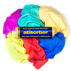 the absorber car drying towel