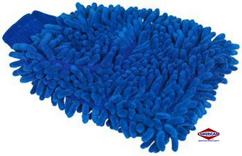 Chenille Microfiber Scratch-free Wash Mitt