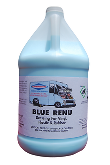 Blue Renu Dressing Gallon
