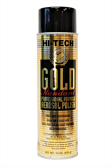 Hi-Tech 24K Gold Wax