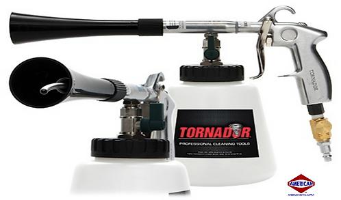 Tornador Z-020 Black Car Cleaning Air Tool