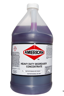 Heavy Duty Degreaser Concentrate Gallon