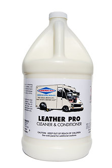 Leather Pro Conditioner & Cleaner Gallon