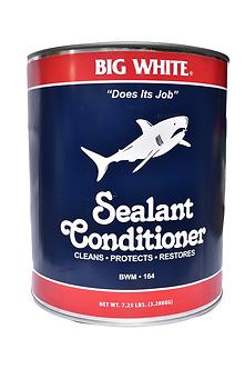 Big White Marine & RV Sealant Conditioner Gallon