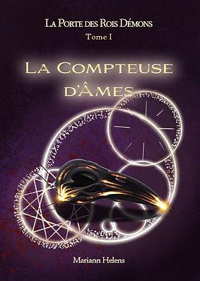 La Compteuse d'Âmes - Cover Reveal et... ANNONCE DE LA DATE DE PARUTION !