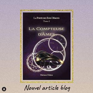 """Bibliothèque et Gourmandise : """"Une histoire prenante et qui tient en haleine"""""""