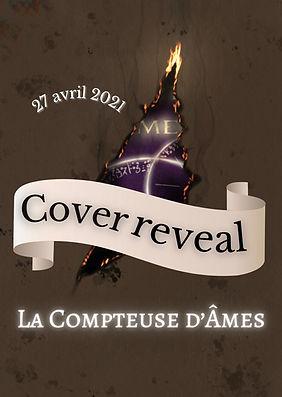 La Porte des Rois Démons -T1- La Compteuse d'Âmes - COVER REVEAL