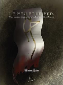 Le Feu et le Fer - Cover Reveal !