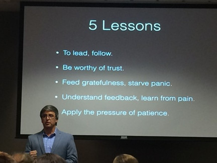 5 Lessons for any stage in your life