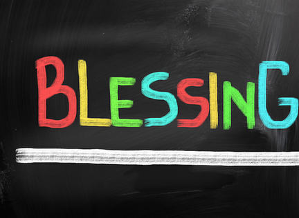 Pressing for the Blessing