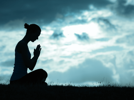 A Posture of Prayer