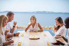 Tasting of Greek EVOOs