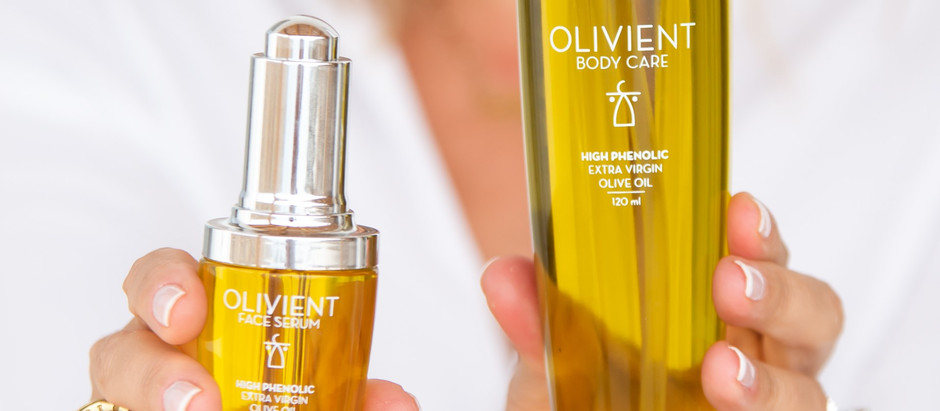 OLIVIENT Greek High Phenolic Cosmetics