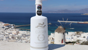 E-LA-WON pays tribute to Greece's 200 years of Independence with a limited edition bottle of EVOO
